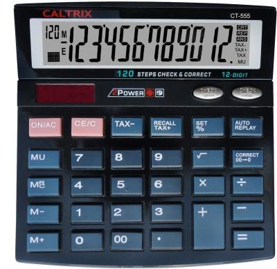 Caltrix CT-555 Basic  Calculator