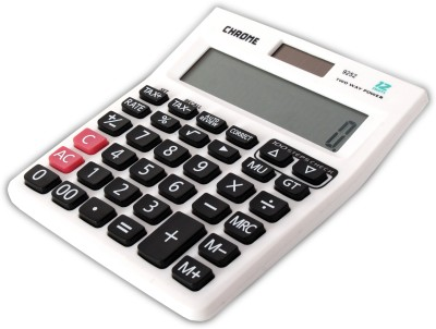Chrome Check & Correct Basic Calculator(12 Digit)
