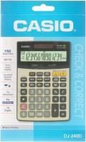 Casio DJ -240D Basic  Calculator(14 Digit)