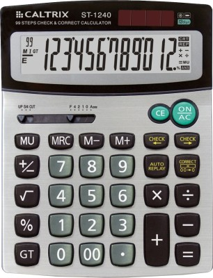 Caltrix ST-1240 Basic  Calculator
