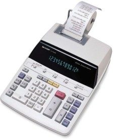 Sharp Printing Calculator(12 Digit)
