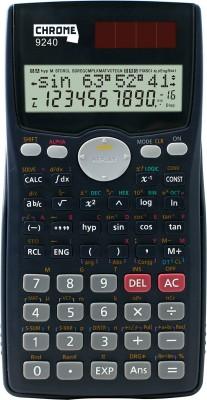 Chrome Scientific  Calculator