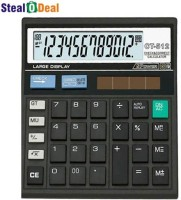 Stealodeal CT-512 Check and Correct Calculator Basic  Calculator