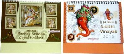Gathbandhan GK132 2016 Table Calendar