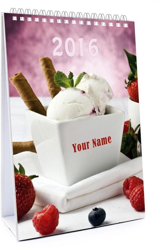 Design Buddy Love Life 2016 Solar Calendar(White, Love Life)