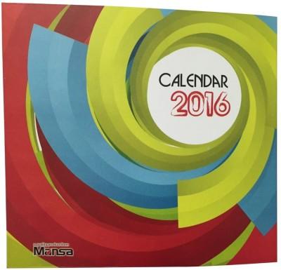 Mansa MPPL C1601 2016 Table Calendar