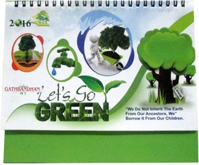 Gathbandhan GK641 2016 Table Calendar