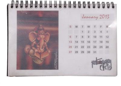 Selfie calender30 2013 Table Calendar