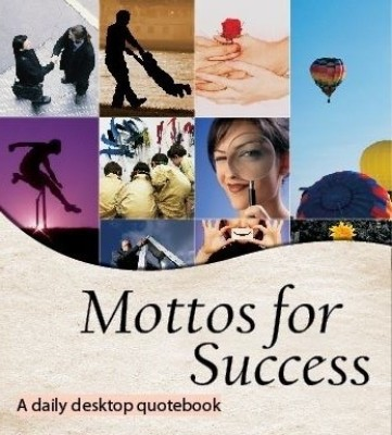 Aurora Productions AG Mottos for Succes 3 Perpetual Table Calendar