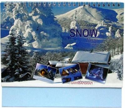 Gathbandhan GK638 2016 Table Calendar