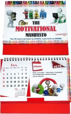 Gathbandhan GK242 2016 Table Calendar