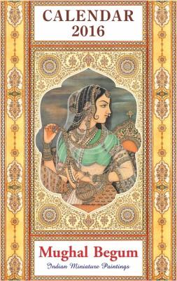 Rasa Calendars Mughal Begum 2016 Wall Calendar