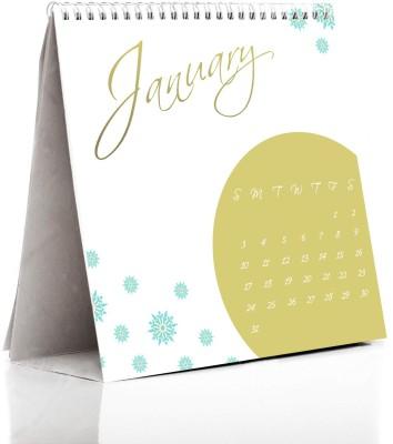 Printelligent CALENDAR_4 2016 Table Calendar