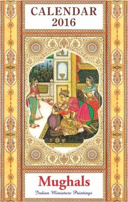 Rasa Calendars Mughals 2016 Wall Calendar