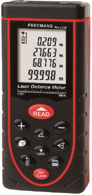 Freemans Laser Distance Meter 100m Digital Caliper(2500 mm)