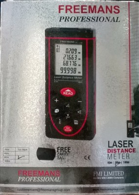 Freemans Laser Distance Meter 60M Digital Caliper(1500 mm)