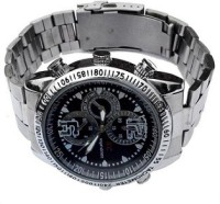 SPYCLOUD Secrete Detective Camera Based SC-07 16gb sports watch Watch Spy Product Camcorder(Silver)