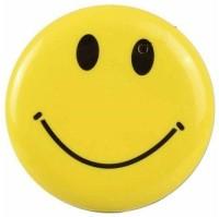 spydo Secrete Security Based Yellow Metal Smiley Hidden Camera Camcorder(Yellow)