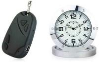 SPYCLOUD Secrete Detective DVR Clock Spy Product Camcorder(Multicolor)