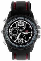 Autosity Secrete Detective Black Sports Spy Watch Camcorder(Black)