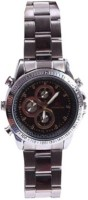 Autosity Detective Survilliance Stylish Sporty Look -1550 Watch Chain Spy Camera Product Camcorder(Silver)