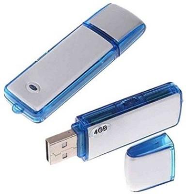 Autosity Secrete Detective 16Gb Hidden Camera Pen Spy Product Camcorder(Blue)