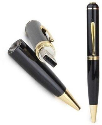 Autosity Detective Security Pen Camera Pen Spy Product Camcorder(Black)