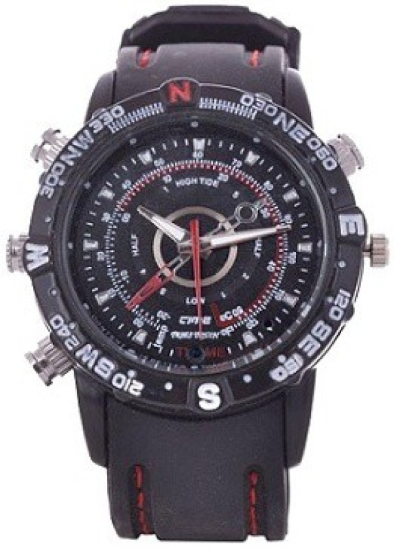 SPYCLOUD Secrete Detective Camera Based Watch Spy Product Camcorder(Black)