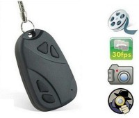 SPYCLOUD Secrete Detective Camera Based Spy Key Key Chain Spy Product Camcorder(Black)