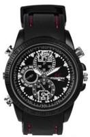 spydo Secrete Security Based Stylish Look C00212 Watch Spy Product Camcorder(Black)