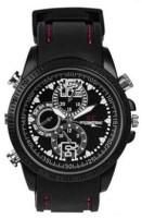 SPYCLOUD Secrete Detective w00212 Watch Spy Product Camcorder(Black)