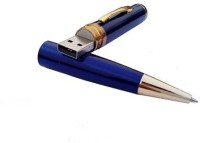 spydo Secrete Security Based Hidden Camera Pen for Video Photo Recording With Built in 32GB Pen Drive Camcorder(Blue)