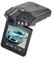 Autosity Detective Survilliance Car DVR Comcoder Spy Product Camcorder(Black)