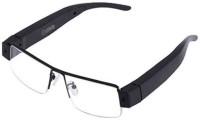 Autosity Detective Survilliance Stylish Eye Glasses HD Glasses Spy Camera Product Camcorder(Black)