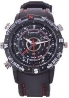 spydo Secrete Security Based Stylish Watch Spy Product Camcorder(Black)