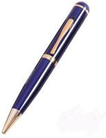 Autosity Secrete Detective Best Quality Pen Camera Video  Audio Hidden Recording Pen Camera with Inbuilt 16 Gb Memory. Camcorder(Blue)