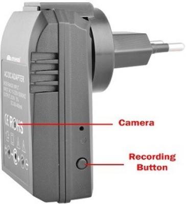 Autosity Detective Security Hidden 16GB Spy Pen Camera For Photo Video Recording Camcorder(Black)