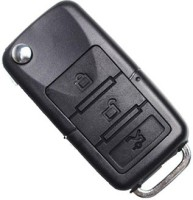 SPYCLOUD Secrete Detective Camera Based S818-S918 Key Chain Spy Product Camcorder(Black)