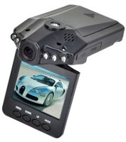 Autosity Secrete Detective DVR-2.5 -Car Car DVR Spy Product Camcorder(Black)