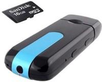 SPYCLOUD Secrete Detective U8 Pen Drive Spy Product Camcorder(Black)