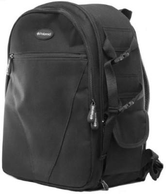 Polaroid Studio Series Slr/Dslr Camera Backpack  Camera Bag(Black) at flipkart
