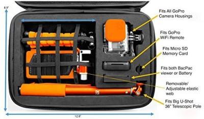 Xsories CAPMX/LME  Camera Bag(Lime Green) at flipkart