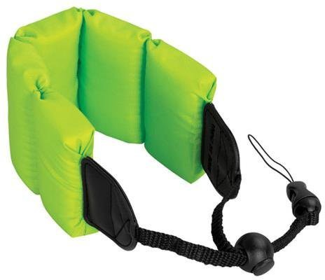 Olympus Olympus Floating Foam Strap for Stylus SW and Tough Series Digital Cameras - Green Camera Bag(Green) Image