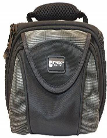 Synergy Digital OM-D E-M5 MARK II Digital Camera and Camcorder bag Camera Bag(Black, Grey) Image