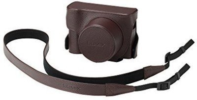 Panasonic DMW CLX100T  Camera Bag Brown  available at Flipkart for Rs.14390