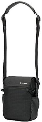 Pacsafe V4-Black  Camera Bag(Black) at flipkart