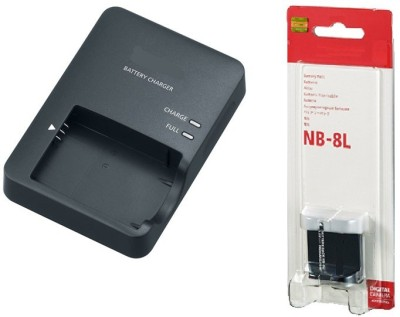 Hawk Nb 8l Camera Battery Charger Black Available At