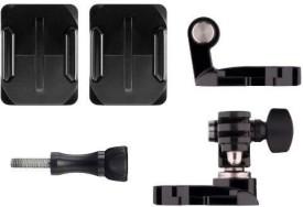 GoPro Helmet Soft Top Camera Mount(Black)