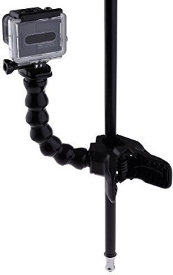 Neewer Bendable Neck Jaw Clamp Camera Mount