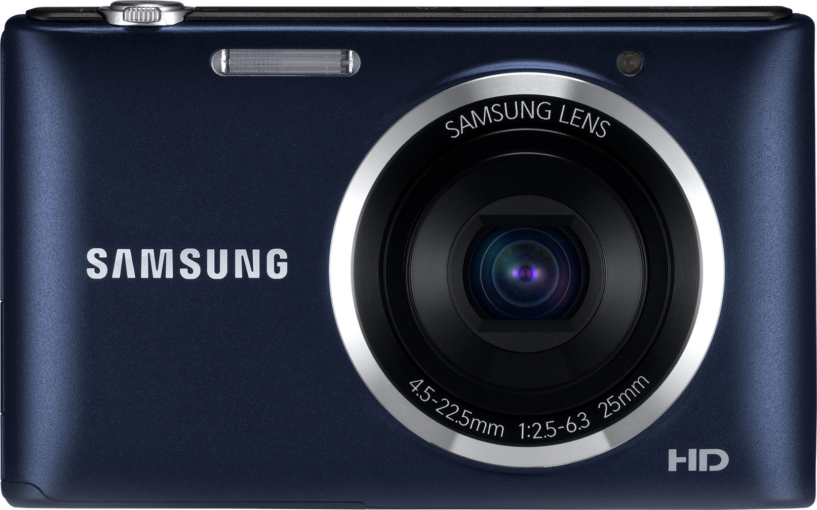 SAMSUNG ST72 Point & Shoot Camera(Black)